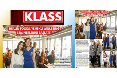 Klass Magazin | Mart 2020